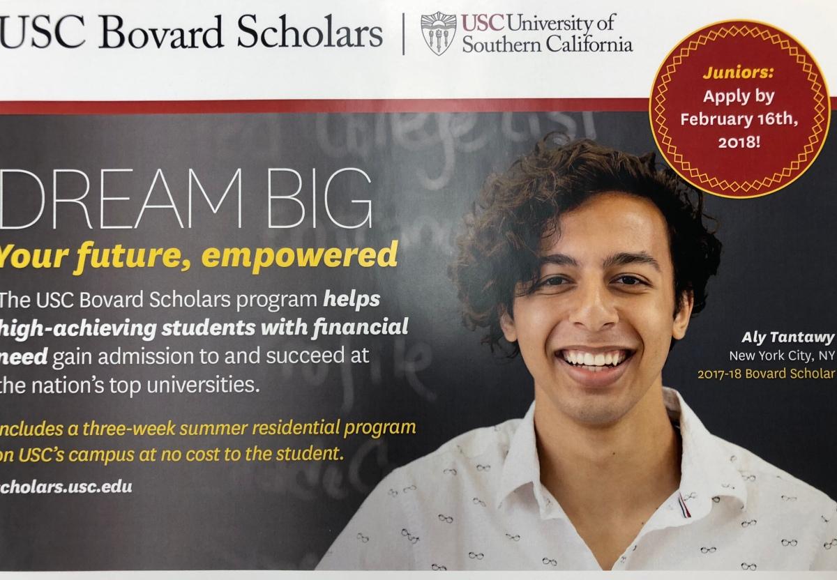 USC Bovard Scholars