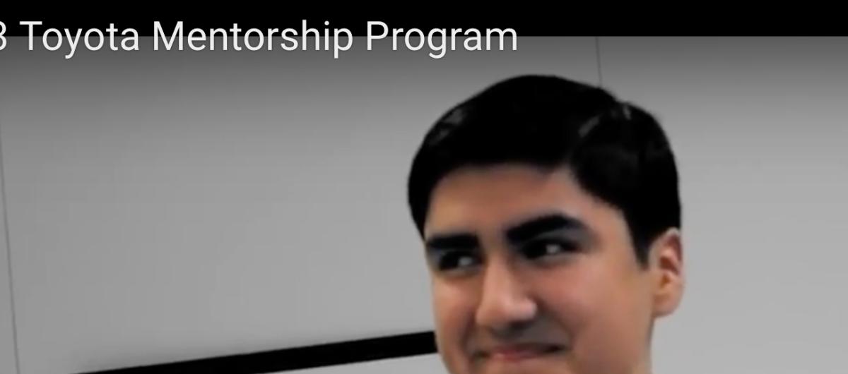 Toyota Mentorship Program